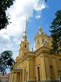 собор Паыль peter Стоковое Изображение