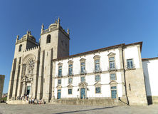 Собор Португалия Порту Стоковое фото RF