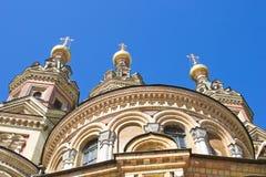 собор правоверный Стоковые Фото
