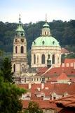 Собор, Прага Стоковое Фото
