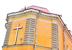 Собор предположения благословленной девой марии Стоковая Фотография
