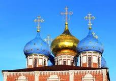 собор придает куполообразную форму: правоверное Стоковое Изображение