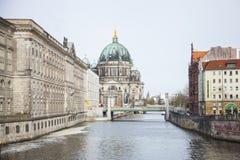 Собор протестанта в Берлине Стоковое Изображение