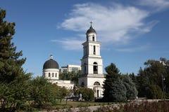 Собор рождества в Kishinev ChiÈ™inău Молдавии Стоковое Фото