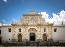 Собор Сан-Хосе - Антигуа, Гватемала Стоковые Изображения RF