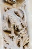 Собор Саламанки стоковое изображение rf