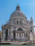 Собор салюта Santa Maria Della, Венеция, Италия Стоковое Фото