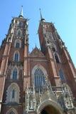 Собор святого Иоанн Крестителя Стоковое Фото