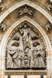 Собор Святых Vitus, Праги Стоковое фото RF