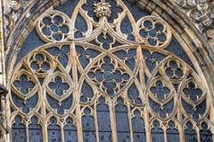 Собор Святых Vitus, Праги Стоковые Фотографии RF