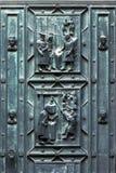 Собор Святых Vitus, Праги Стоковые Изображения