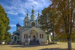 Собор священных и Nikolsky Стоковое Изображение RF