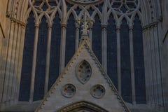 Собор Сент-Олбанса стоковая фотография rf