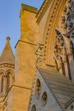 Собор Сент-Олбанса стоковое изображение