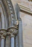 Собор Сент-Олбанса стоковые изображения