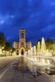 Собор Сент-Этьен в Франции Стоковое фото RF