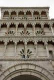 Собор Сен-Мартен Лукки Лукки Тосканы Италии стоковая фотография rf