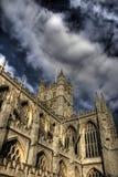 Собор Солсбери, Англия Стоковое Изображение