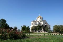 собор старый Стоковое Изображение