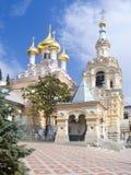 собор старый Стоковая Фотография