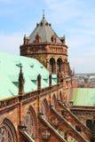 Собор страсбурга, Эльзас, Франция Стоковое Изображение RF