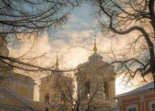 Собор троицы Стоковое Фото