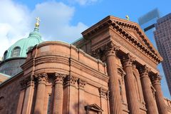 Собор Филадельфии Стоковые Изображения