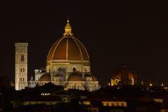 Собор Флоренс, Италия Стоковые Изображения