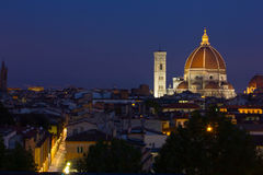 Собор Флоренс, Италия Стоковые Фотографии RF