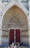 собор Франция 6 amiens Стоковое Изображение
