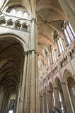 собор Франция lyon Стоковое Фото