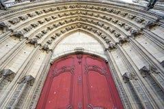 собор Франция lyon Стоковая Фотография RF