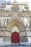 собор Франция lyon Стоковое Изображение RF