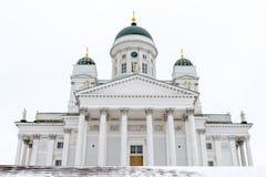 Собор Хельсинки Стоковые Изображения