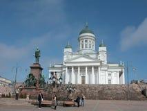 Собор Хельсинки стоковые изображения rf