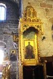 Собор, церковь Святого Лазаря, Ларнаки, Кипра стоковые фото