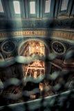Собор церков в Риме, Италии Архитектура здания, atholic ориентир ориентир, историческое здание Стоковые Фото