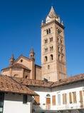 Собор Alba (Cuneo, Италия) стоковая фотография