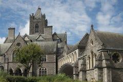 Собор anglican Дублина Стоковые Фотографии RF
