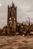 Собор b Манчестера Стоковое Изображение RF