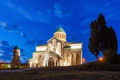Собор Bagrati, Kutaisi стоковая фотография rf