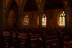 Собор Ballarat St Patricks Стоковое Изображение RF
