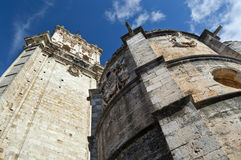 собор belfry Стоковые Изображения