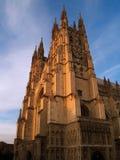 собор canterbury Стоковая Фотография RF