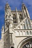 собор canterbury Стоковое фото RF