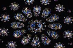 собор chartres Стоковые Фотографии RF