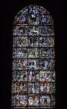 собор chartres Стоковое Фото