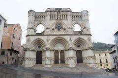 Собор Cuenca Испании Стоковые Фотографии RF