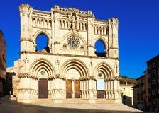 Собор Cuenca,   Испания Стоковая Фотография