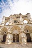 Собор Cuenca, Испания Стоковые Изображения